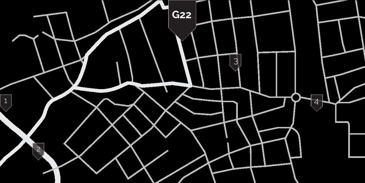 Gaug 22 Map