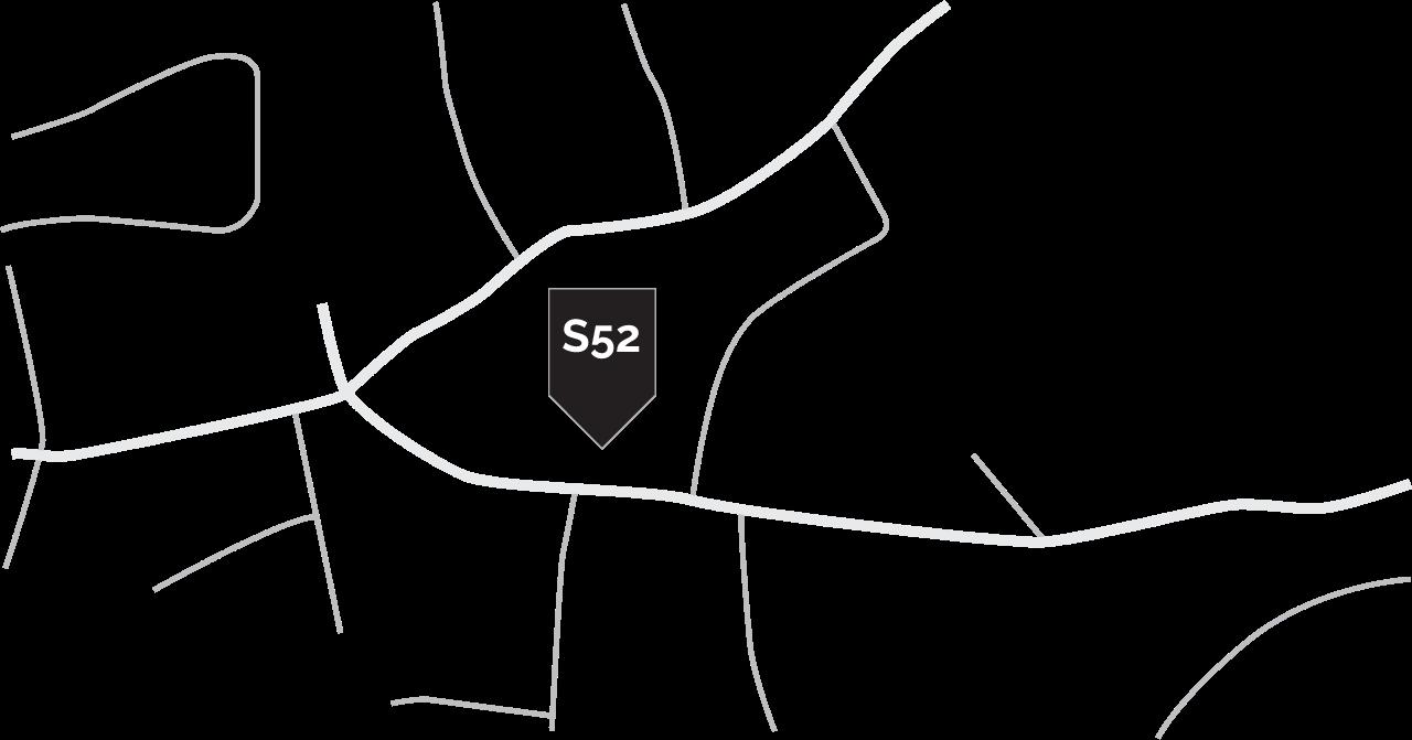 Stojan No 52 Map