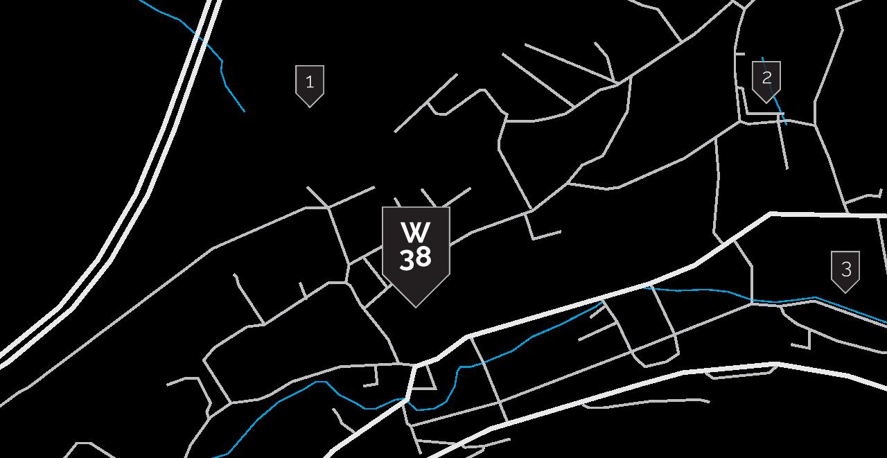 Wald 38 Map